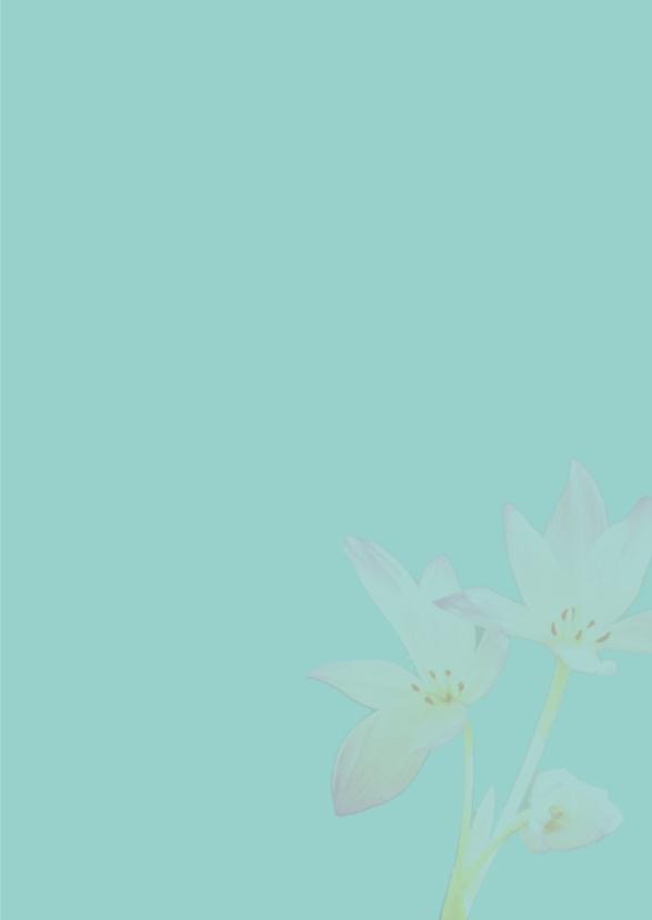 Sterkte kaarten- light flower 3