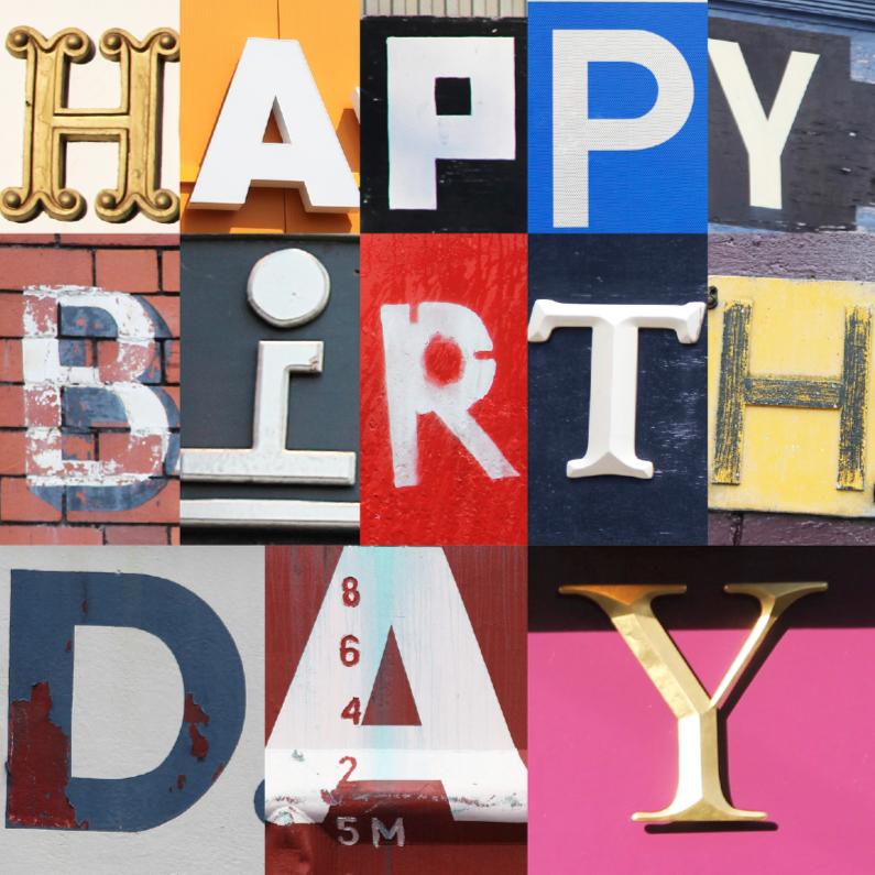 Afbeeldingsresultaat voor stoer happy birthday