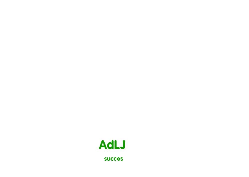 Succes Rood en groen - AW 2