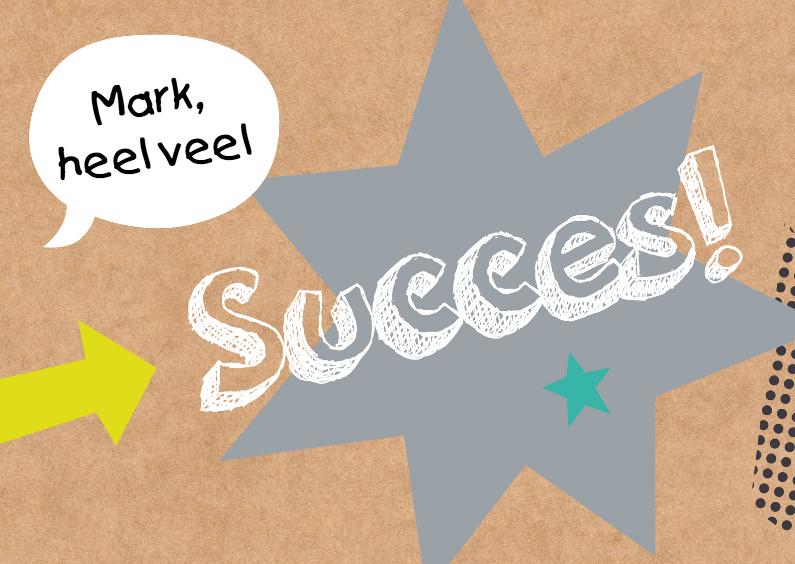 Succeskaart-Good luck!-HK
