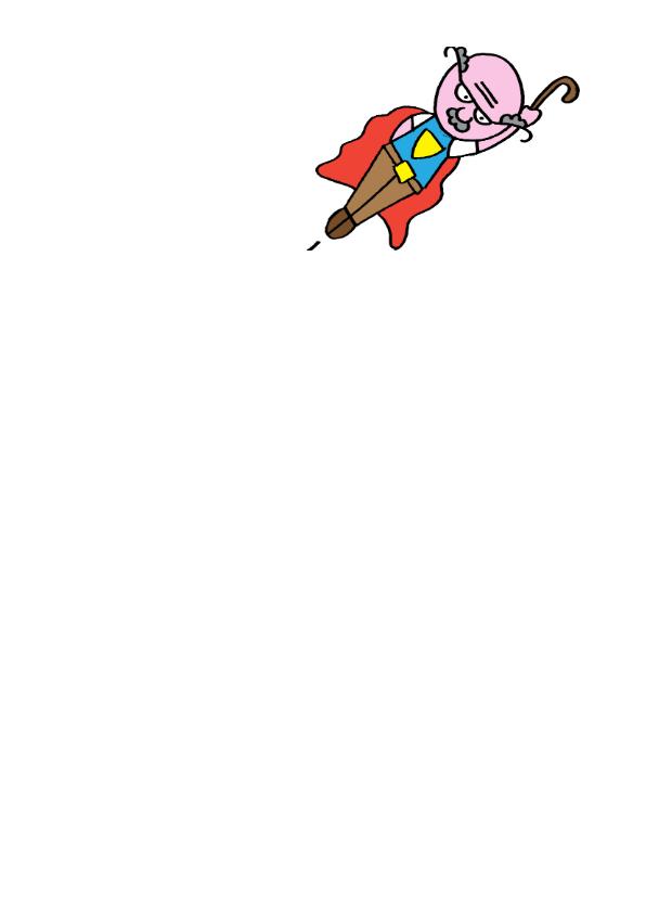 superopa is jarig 2