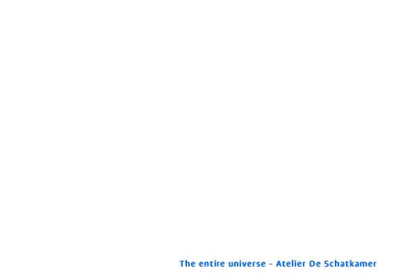 The entire universe 3