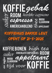 Uitnodigingen - Tijd voor koffie - DH