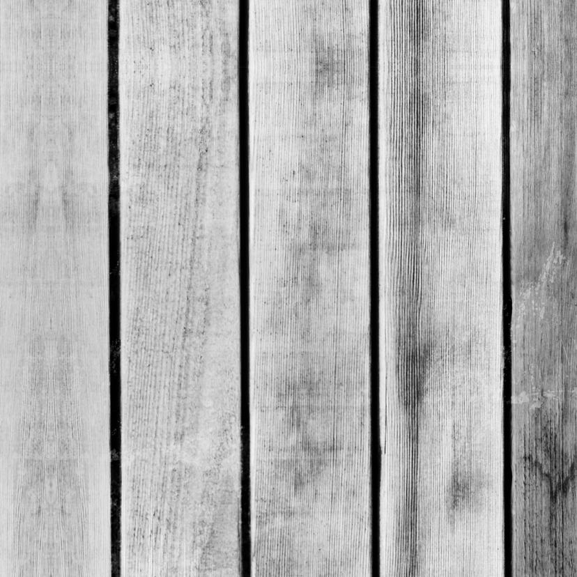 Trouwen hout en label b 2