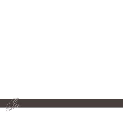 Trouwkaart Antraciet grijs 2 2