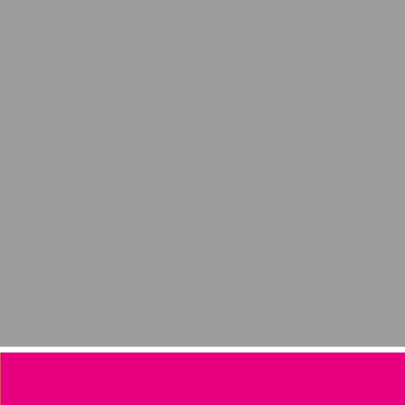 Trouwkaart gekleurde blok - SZ 3