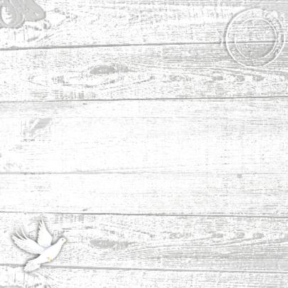Trouwkaart hout en kever 2