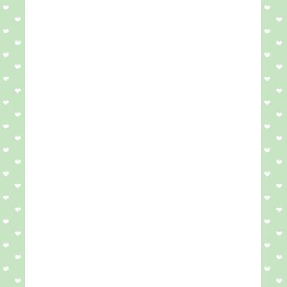Trouwkaart Mint Hart - WW 3