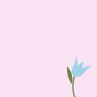 Tulpen roze paars blauw wit 3