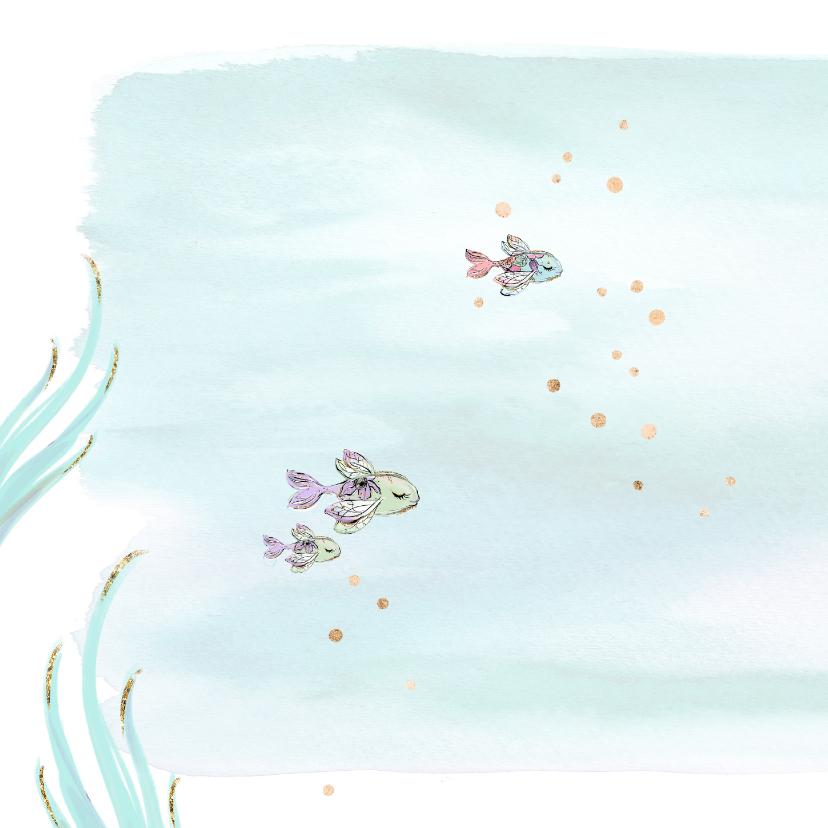 Uitnodiging babyshower zeemeermin 2