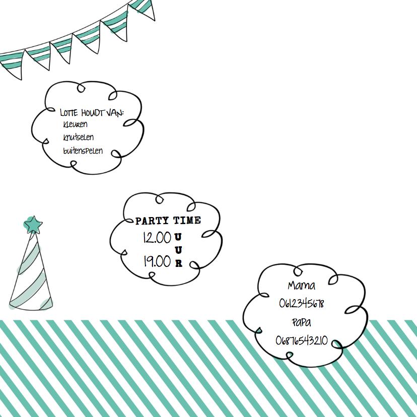 Uitnodiging Feestje Verjaardag 2