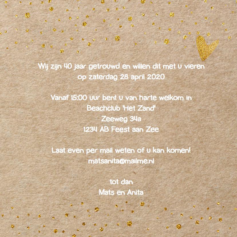 Uitnodiging kraft confetti - LO 3