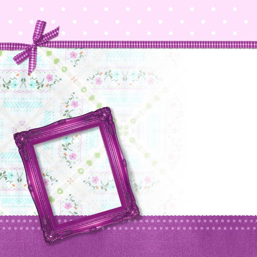 Uitnodiging paarse lijst - BK 2
