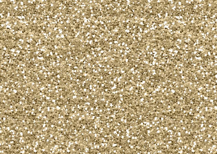 Uitnodiging vrolijke meiden kaart met glitter en glamour 2