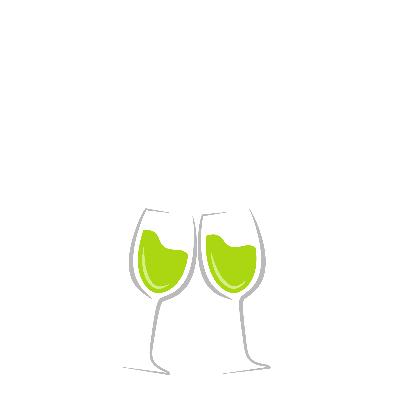 Uitnodiging wijnglazen - SZ 2