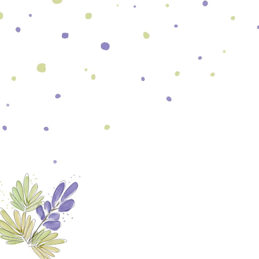 Uitnodigingen confetti 30 2
