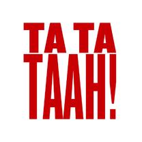 Uitnodigingen - Uitnodigingskaart tatataah - LB
