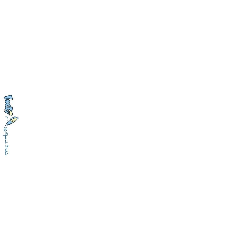 Vaderdag Loeki stropdas - A 2