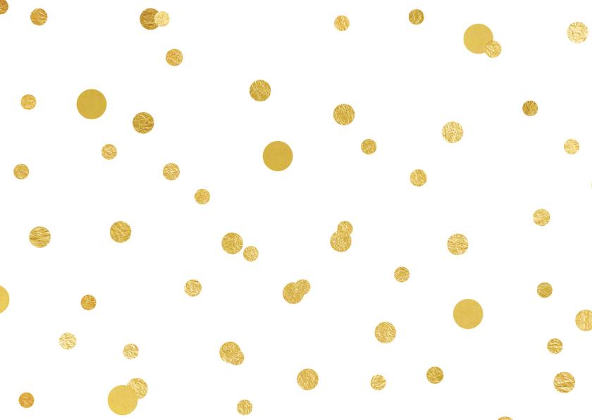 Vaderdagkaart Super DAD ballonnen goud 2