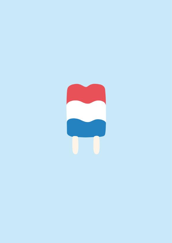 Vakantie-Groet Nederland-HK 2