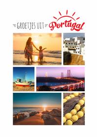 Vakantiekaarten - Vakantiekaart Portugal eigen foto