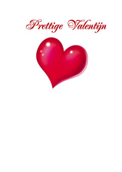 valentijn 3 ijsbeertje met hart 3