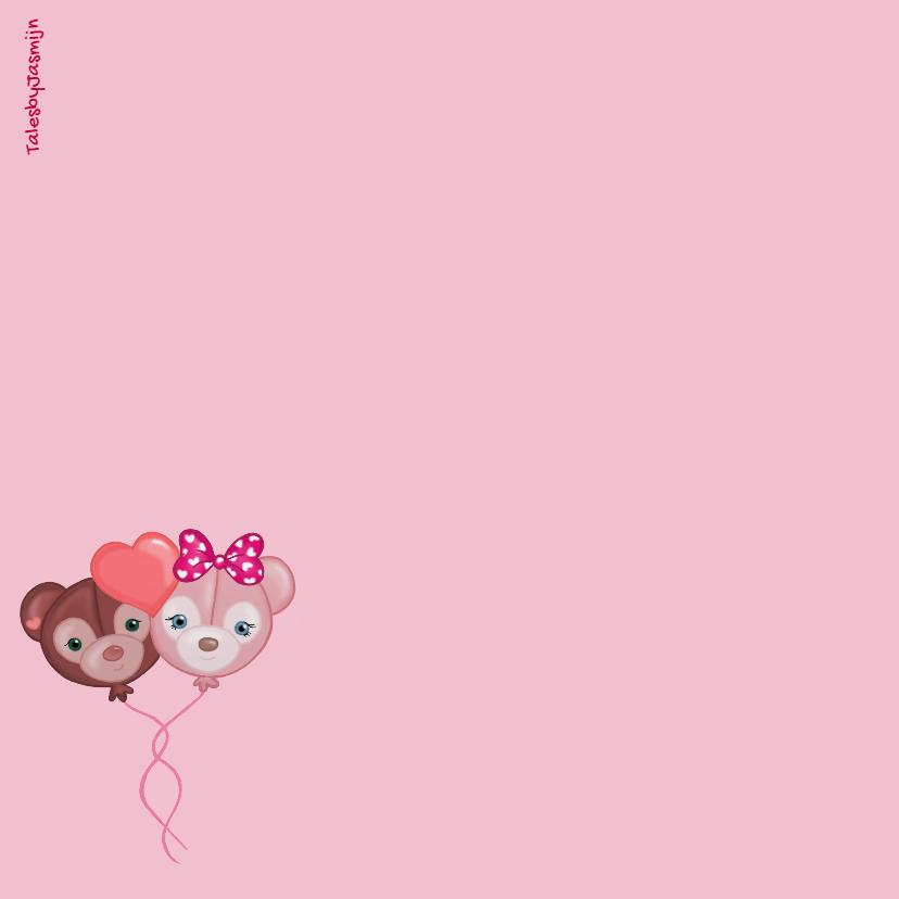 Valentijn Ballon Beertjes - TJ 2