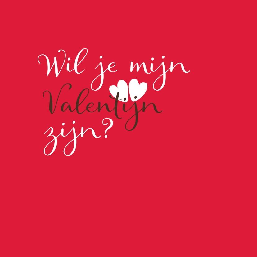 Valentijn Jij maakt me blij - A 2