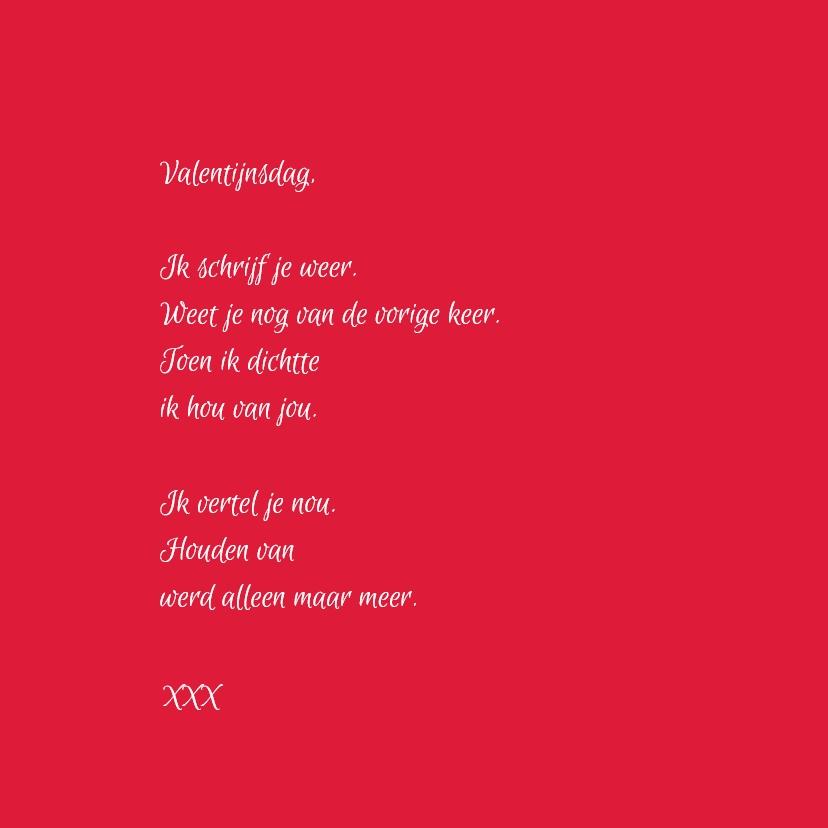 Valentijn Jij maakt me blij - A 3