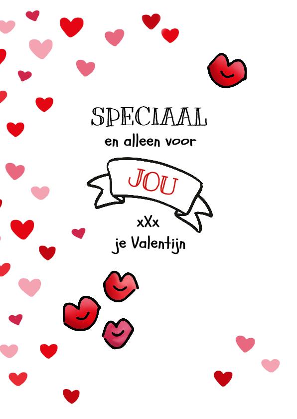 Valentijn knuffels en kusjes 3