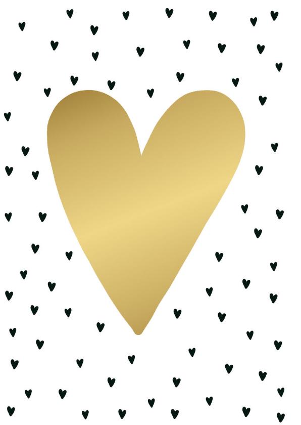 Valentijnskaart confetti 2