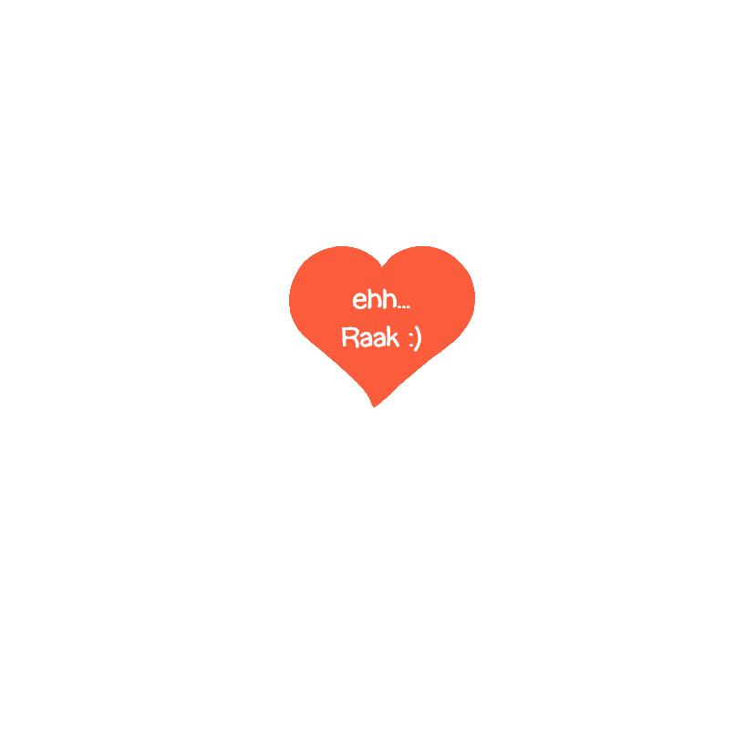 Valentijnskaart cupido Loeki A 3