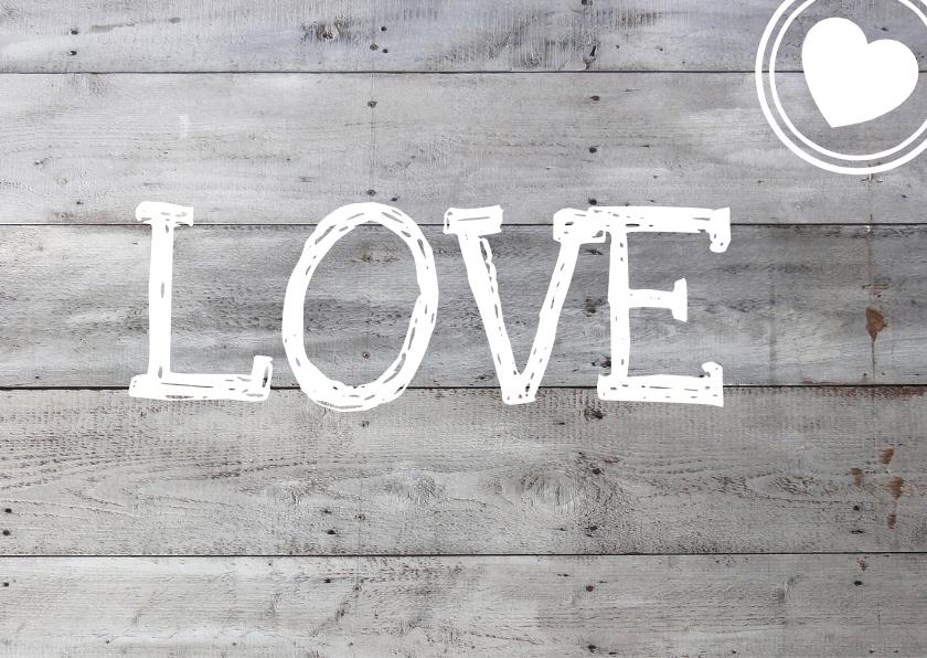 Valentijnskaart Foto Love 2