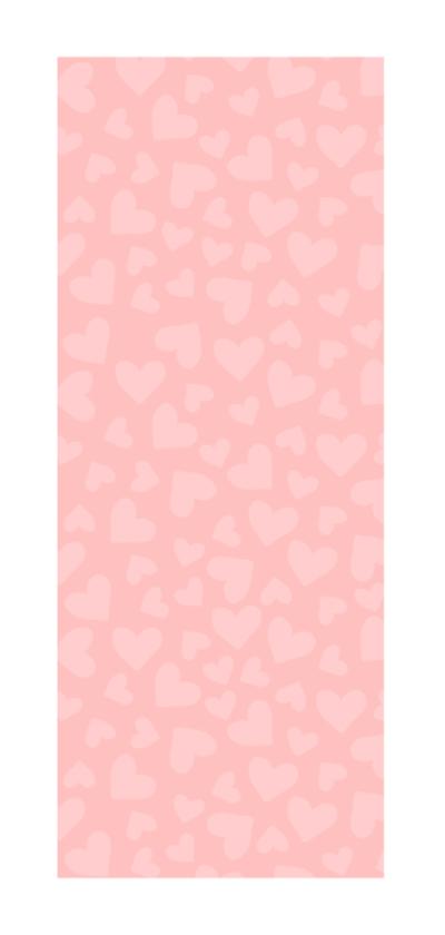 Valentijnskaart Love met foto's en hartjes 2