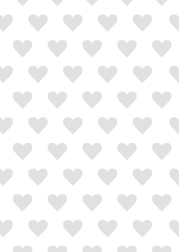 Valentijnskaart Mon Amour 2