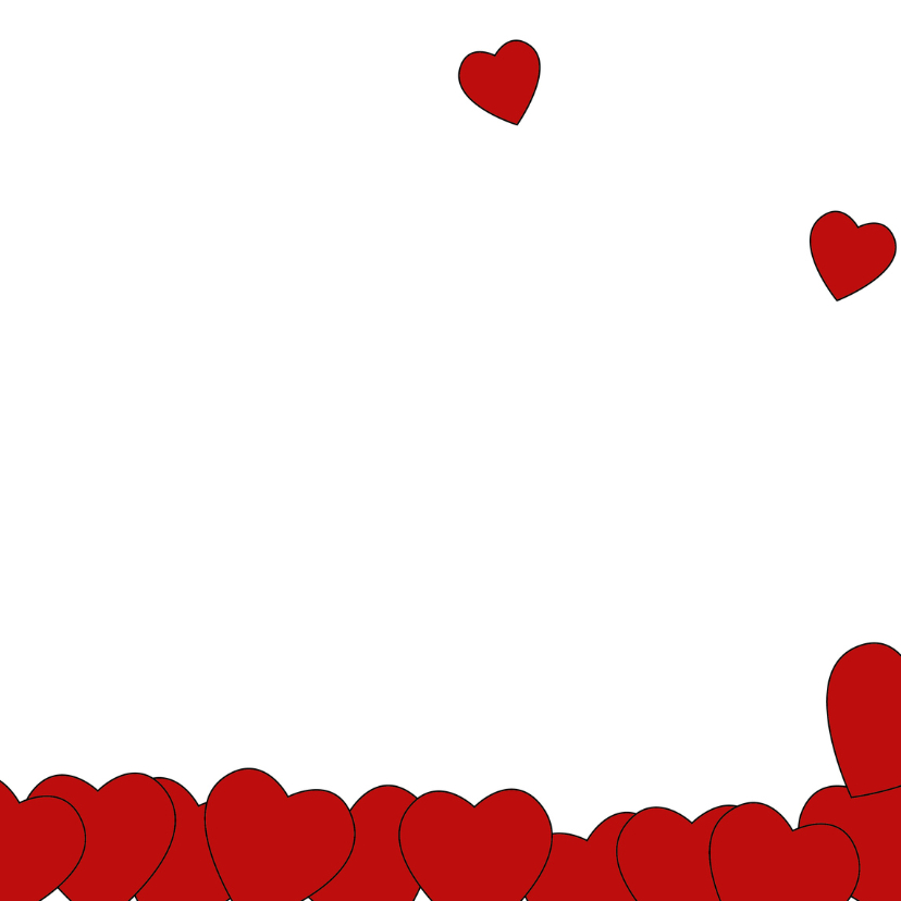 Valentijnskaart pinguïn met hart 3