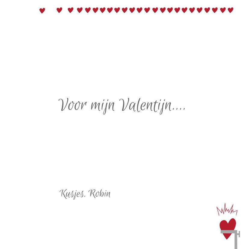 Valentijnskaart you & me chemistry 3