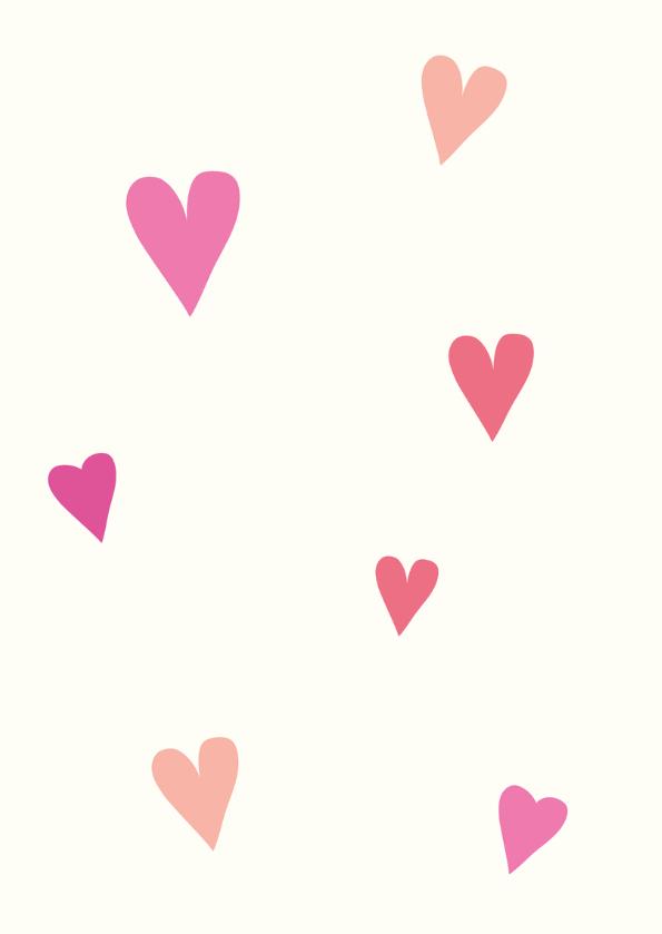 Valentine Be mine met eigen naam 2
