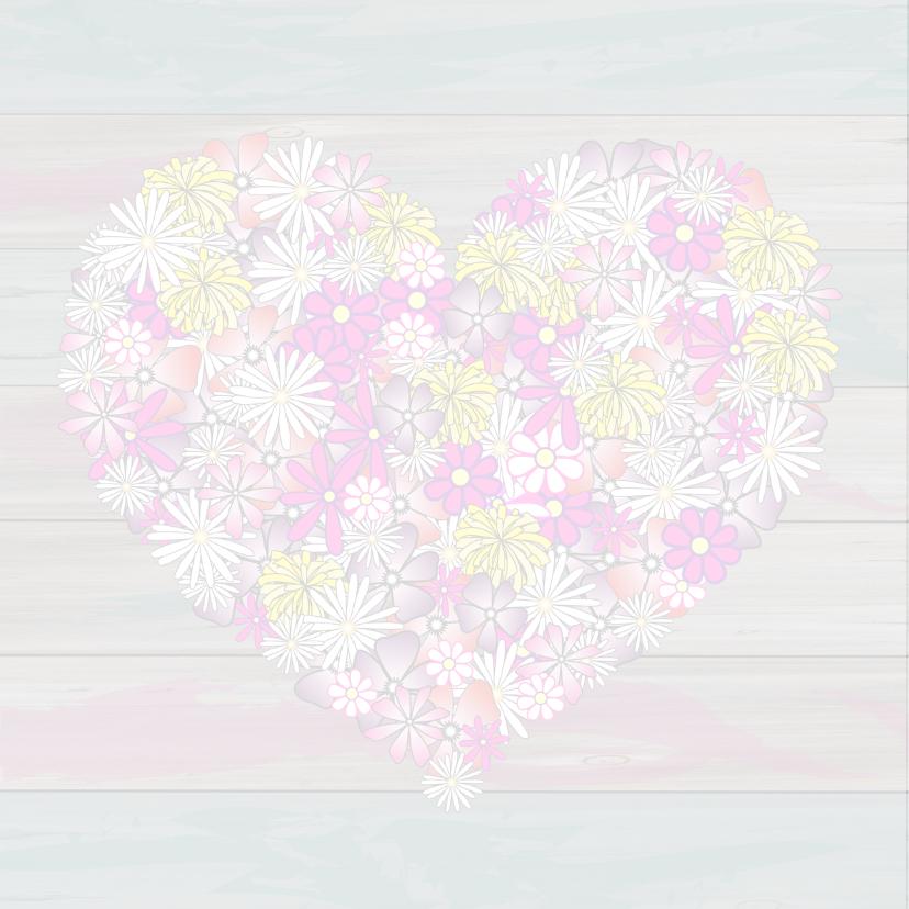 Van HARTE hartje bloemen 2