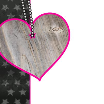 Van HARTE houten hart ster 4k 2