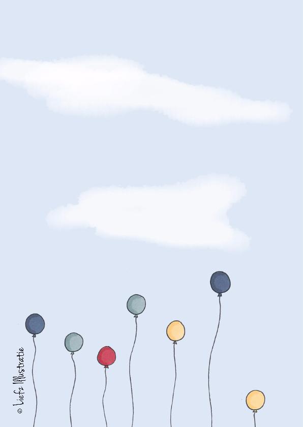 Verhuisd ballonnen - LF 2