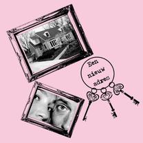 Verhuiskaarten - Verhuisd Sleutels & Fotolijstjes