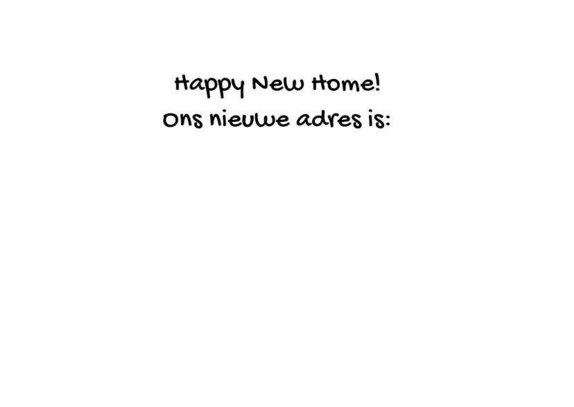 verhuiskaart en feestdagen 3