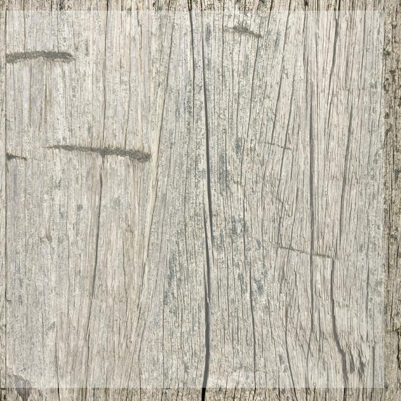 verhuiskaart Home hout vierkant 3