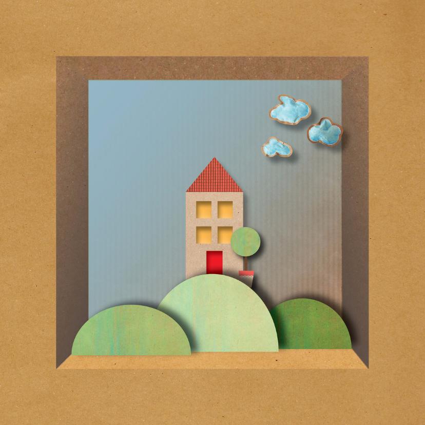 Verhuiskaart - Home in Box - MW 2