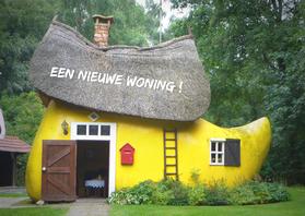 Verhuiskaarten - Verhuiskaart Klomp Woning