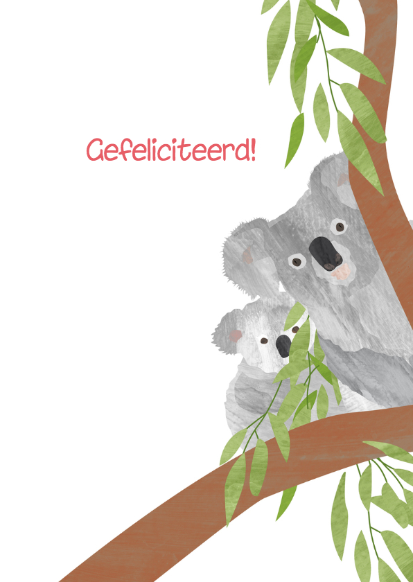 Verjaardag 2 jaar - koala's 3