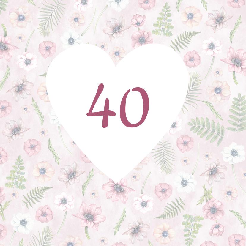 Verjaardag anemonen leeftijd 2