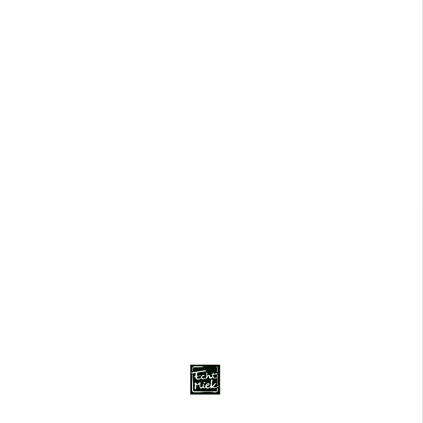 Verjaardag - Ballon zwart EM 2