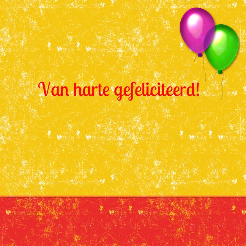 Verjaardag ballonnen 30 jaar 3